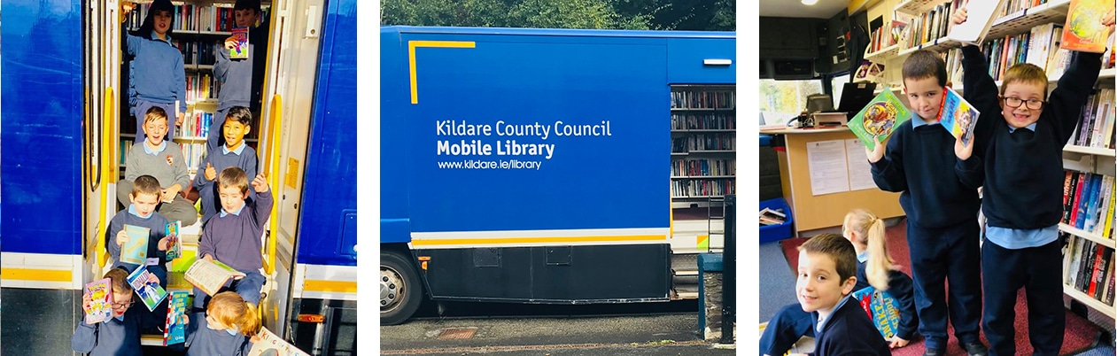 The Mobile Library!